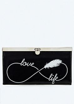 Love Life Ocean Accordion Wallet | Wallets & Wristlets | rue21