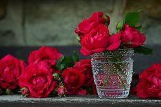 Rosas, Rosas Rojas, Ramo De Rosas