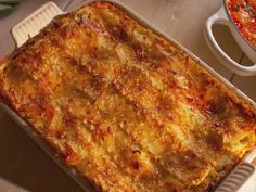 """Fresh Vegetable Lasagna with Spinach and Zucchini - Nancy Fuller, """"Farmhouse Rules"""" on the Food Network. Italian Dishes, Italian Recipes, Spinach Lasagna, Zucchini Lasagna, Veggie Lasagna, Lasagna Dip, Spinach Gratin, Vegetable Lasagne, Lasagna Noodles"""