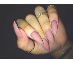 Stiletto nails - image #3068458 by marine21 on Favim.com