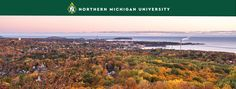 It's getting to be that time of year again...the fall colors in Marquette are more noticeable! Personalize your social media pages with Northern Michigan University branded cover photos.
