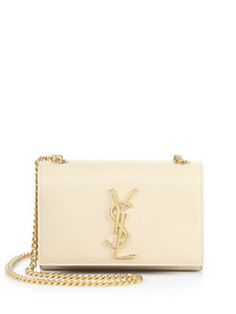 Saint Laurent - Saint Laurent Monogramme Chain Shoulder Bag