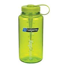 Nalgene Everyday Tritan 32 oz. Wide Mouth Water Bottle, Green