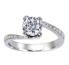 i love this! simple and cute is the best but the diamond is a little big for me I don't need one that big