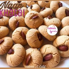 Naan Khatai recipe by Fatima A Latif posted on 29 Jun 2018 . Recipe has a rating of by 1 members and the recipe belongs in the Biscuits & Pastries recipes category Eggless Recipes, Mug Recipes, Easy Cookie Recipes, Sweets Recipes, Baking Recipes, Diwali Recipes, Eid Food, Diwali Food, Indian Desserts