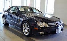 2008 Mercedes-Benz SL-Class SL550 Convertible. Mercedes-Benz of Huntington.