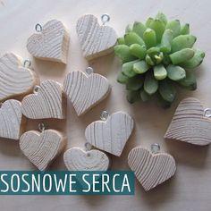 Drewniane elementy  #wood #drewno #drewniane #serca #plastry #olcha #jalowiec #sosna #dab #wooden #komodapomyslow