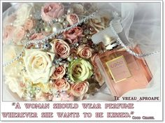 perfume; Coco Chanel