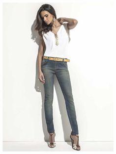 Maria Valentina, Grey, Jeans, Style, Fashion, Gray, Swag, Moda, Fashion Styles