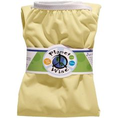Planet Wise Diaper Pail Liner – Butter - Click image twice for more info - See a larger selection of  Baby Diaper pails and refils  at  http://zbabybaby.com/category/baby-categories/baby-diapering/baby-diaper-pails-and-refills/  - gift ideas, baby , baby shower gift ideas, kids    « zBabyBaby.com