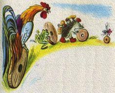 это что за птица сутеев мультфильм