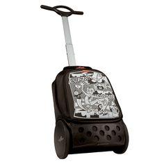 Nikidomroller - ROLLER WILD LOGO mochila con ruedas