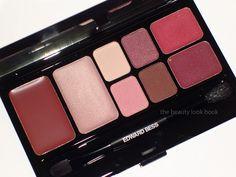 Edward Bess berry chic palette
