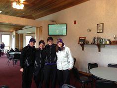 Our agent Melissa coaches the UWSP women's golf team!