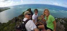 Our mission here at Hawaii Guide is twofold: first, we want you to authentically experience the… Mahina Hawaii Adventure Tour ( $195 per person)