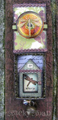 K. Batsel: Altered matchbox