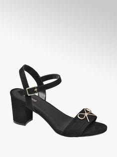 Sandalette von Graceland in schwarz - DEICHMANN. Sandaletten für Damen ... ad0838ef9b