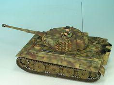 PzKpfw. VI Ausf. E von Matthias Andrezejewsky (1:35 Tamiya)