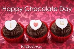 Chocolate day 2016 I Love You with Love