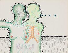 Kiki Kogelnik – Robots, 1967
