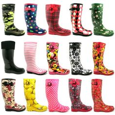 """Spy Love Buy Womens Festival Wellies Wellingtons Boots """"Savannah"""" -                     Price:              View Available Sizes & Colors (Prices May Vary)        Buy It Now      Spy Love Buy products are available exclusively from Spy Love Buy   Stand out from the crowd with these gorgeous patterned wellies Soft cushioned footbed for a great..."""