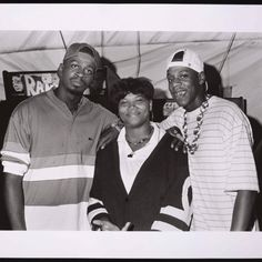 Jaz-O, Queen Latifah & Jay-Z