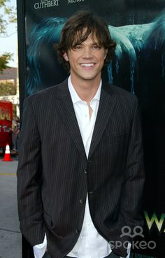 "Photo by: NPX/starmaxinc.com 2005. 4/26/05 Jared Padalecki at the premiere of ""House of Wax"". (Los Angeles, CA)"