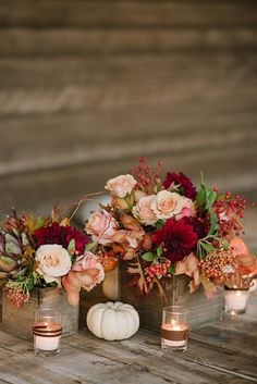 27 Incredible Ideas For Fall Wedding Decor | Wedding Forward