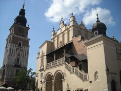 Краков, Польша Krakow, Poland, Mansions, House Styles, Building, Manor Houses, Villas, Buildings, Mansion