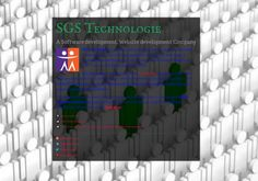 SGS Technologie on about. Web Development Website, Application Development, Software, Live, Design, Technology, Design Comics