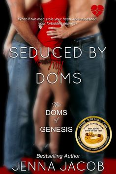 Seduced By My Doms The Doms of Genesis - Book 5 BDSM Writers Con Golden Flogger Award Winner