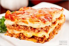 Sausage, Pancetta And Portobello Lasagna Recipe on Yummly