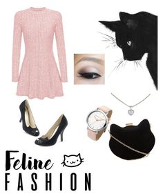 """Meow"" by harper-smith on Polyvore featuring New Look and Cartier"