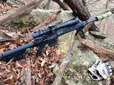 [OC] Custom .308 AR10 Inna Woods [4032x3024]