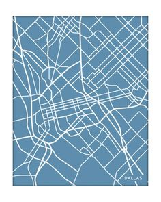City Map graphics - so cool!