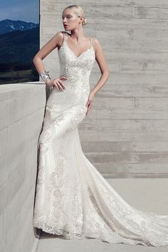cd1dcea0018a LookBook. Beaded LaceBridal ...