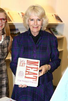 The Duchess Of Cornwall Visits The London Book Fair
