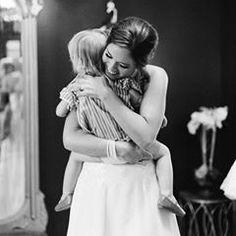 Sweet moments of momma and baby girl. #whitneybates #kacibates @zachnwhitbates