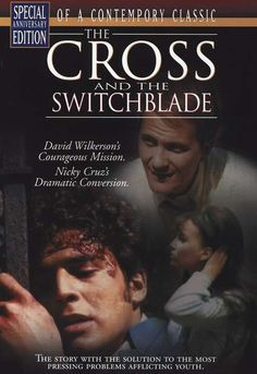 The Cross and the Switchblade - Christian Movie/Film on DVD. http://www.christianfilmdatabase.com/review/the-cross-and-the-switchblade/