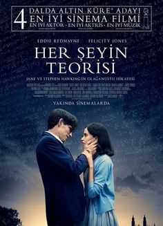 Her Seyin Teorisi - The Theory of Everything - 2014 - BDRip Film Afis Movie Poster