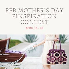 Come celebrate motherhood with us for the chance to win a Petunia Pickle Bottom Cake Cosmopolitan Carryall and a matching Cake Park Avenue Pocketbook (a total value of $477)! #PPBmothersday