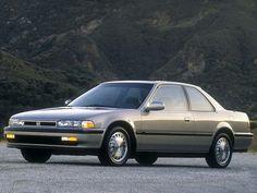 Honda Accord Coupe (1990 – 1993).
