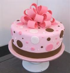 Image result for Fondant Birthday Cakes for Beginners
