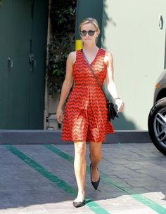 Reese Witherspoon - Reese Witherspoon Goes to Lunch