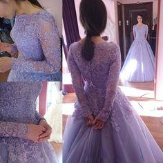 Long Sleeve Lace Prom Dress,Long Prom Dresses,Prom Dresses,Evening Dress, Prom Gowns, Formal Women Dress,prom dress,F334