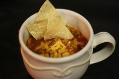 best ever, taco soup that I have to try making one day!