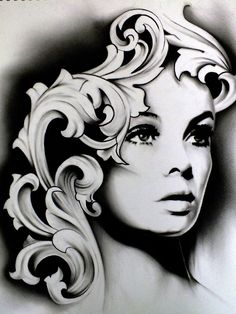 Filligree lady by gpreece on DeviantArt