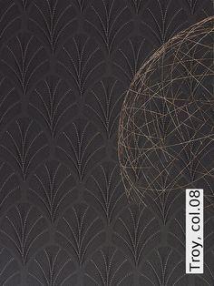 Art Deco Tapete ~ Ihausdesign.co   Muster   Pinterest
