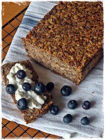 Chleb bez jajek, mąki i drożdży. Banana Bread, Healthy Recipes, Healthy Food, French Toast, Sandwiches, Cooking, Breakfast, Maki, Live