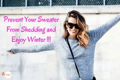See the Tricks to Prevent Sweater From Shedding!!   #sweater #sweaterdress #sweaterweather #tipsandtricks #Tips #winterishere